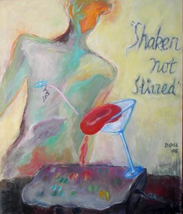 Shaken, Not Stirred